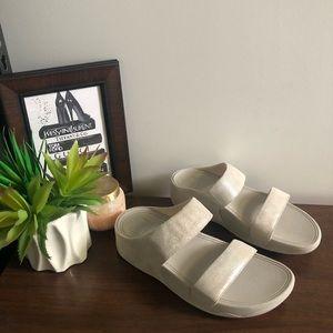 Fitflop Shimmy Slide Sandals